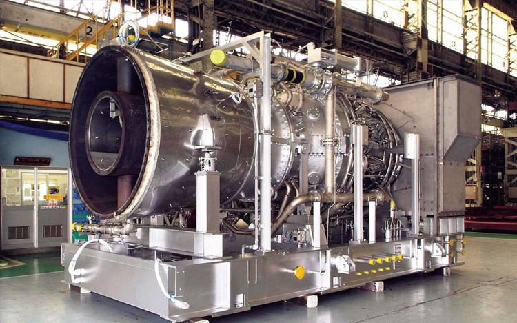 世界初となるアンモニア焚き4万kW級ガスタービンシステムの開発に着手  カーボンフリー発電のラインアップを拡充、2025年以降の実用化目指すの概要写真