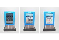 凸版印刷が電子ペーパーPOP開発、電気代いらずで販促強化の写真