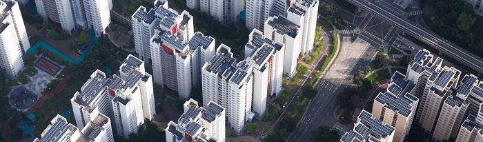 Appleのシンガポールにおける太陽光発電プロジェクト