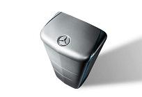 ドイツのダイムラー社、「メルセデスベンツ」エンブレムの蓄電池をグローバル販売の写真