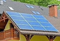 「じぶん電力」、プラン契約者が自分で再エネ電力の発電と利用をする仕組みの写真