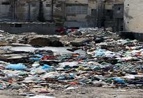 家電廃棄の現状の写真