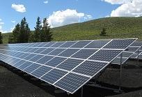 再生可能エネルギーの写真