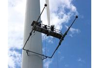 風力発電設備メンテナンス・運営・保守・点検の写真
