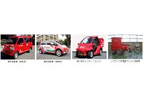 郵便配達に利用する85000台の二輪車を電動バイクに、本田技研工業と日本郵便が協業の写真