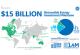GEの再エネ投資額が累計で150億ドル突破、風力発電が約7割の写真