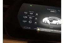電気自動車で世界記録、1078kmの連続走行を達成、米Tesla社の「Model S」の写真