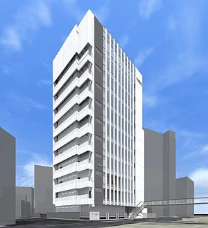 NEC名古屋データセンター外観