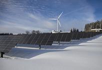 太陽光発電によせる期待と私たちの生活の写真