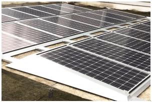 高効率太陽光発電システム