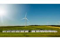 世界最大の蓄電池が南オーストラリア州で運転開始、129MWhの規模で風力による電力受入の写真
