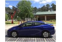 アジア初、セブン‐イレブンが路面に設置する太陽光発電設備を導入の写真