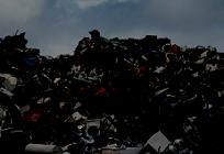 ゴミ問題についての取り組みの写真