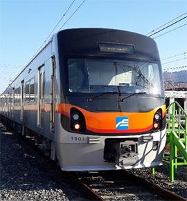 釜山地下鉄1号線新型車両