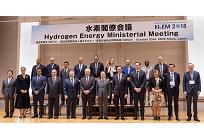 経産省とNEDO、世界初となる「水素閣僚会議」を東京で開催、Tokyo Statement(東京宣言)発表の写真