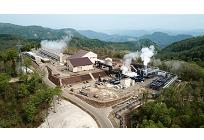 出力46,199kWの地熱発電が稼働開始、10,000kWを超える大規模地熱は国内23年ぶりの写真